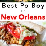 Best Po Boy in New Orleans Pin 2
