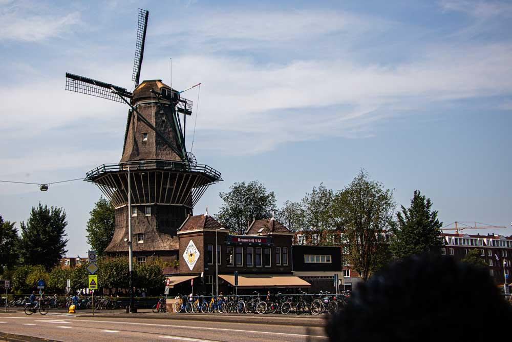 Brouwerij T IJ in Amsterdam