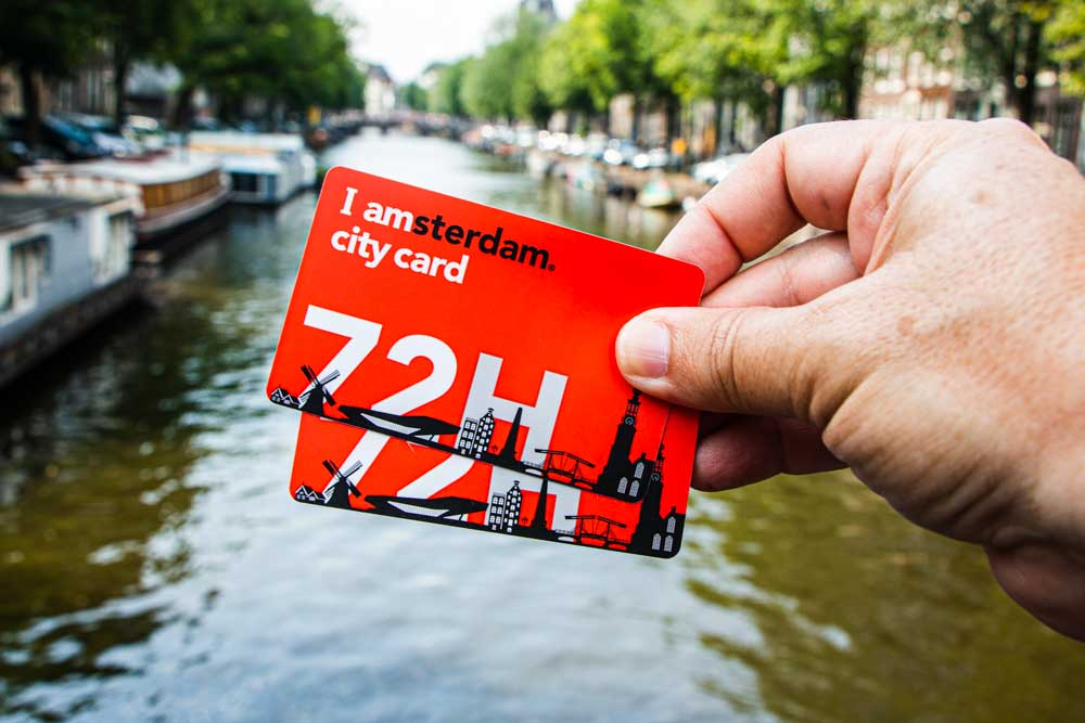 I Amsterdam Cards