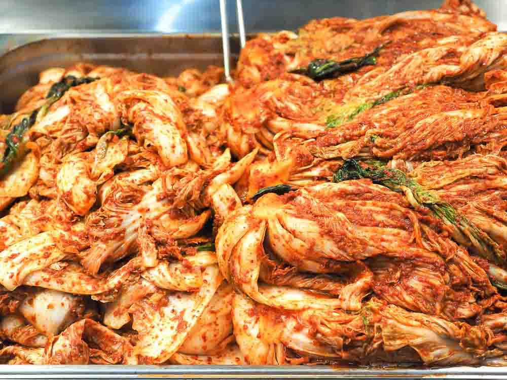 Kimchi in Busan