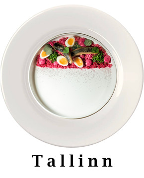 Tallin Plate