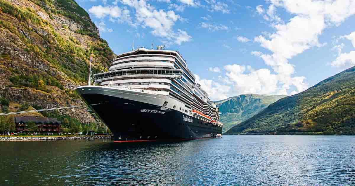 Holland America Norway Cruise Social IMG