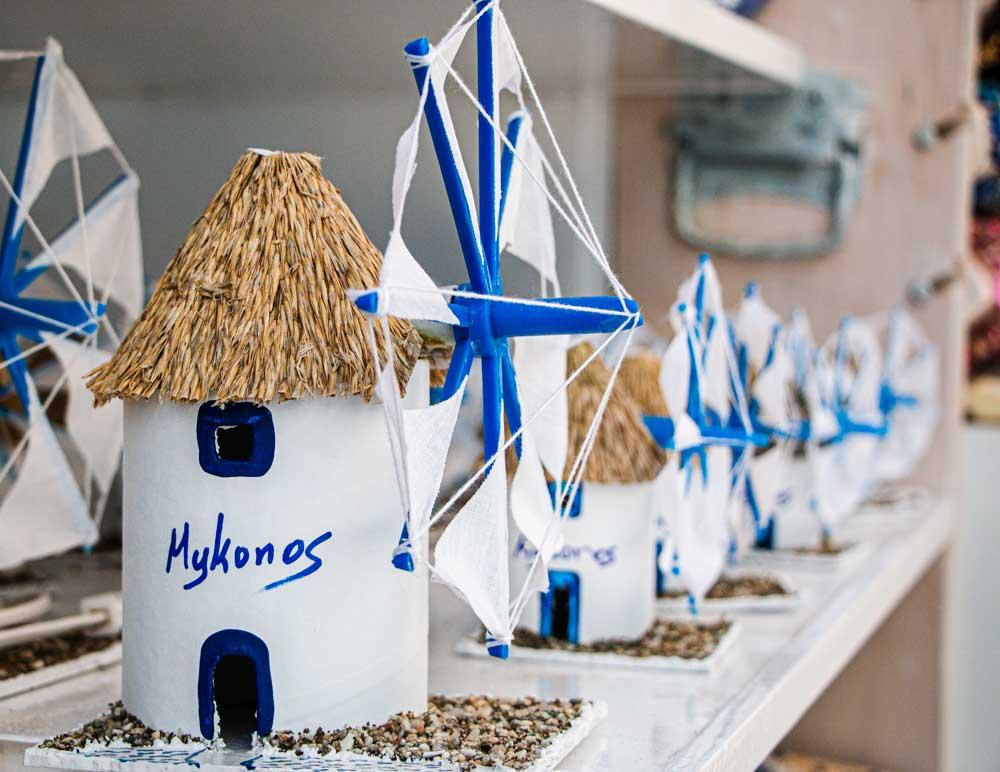 Mykonos Souvenirs