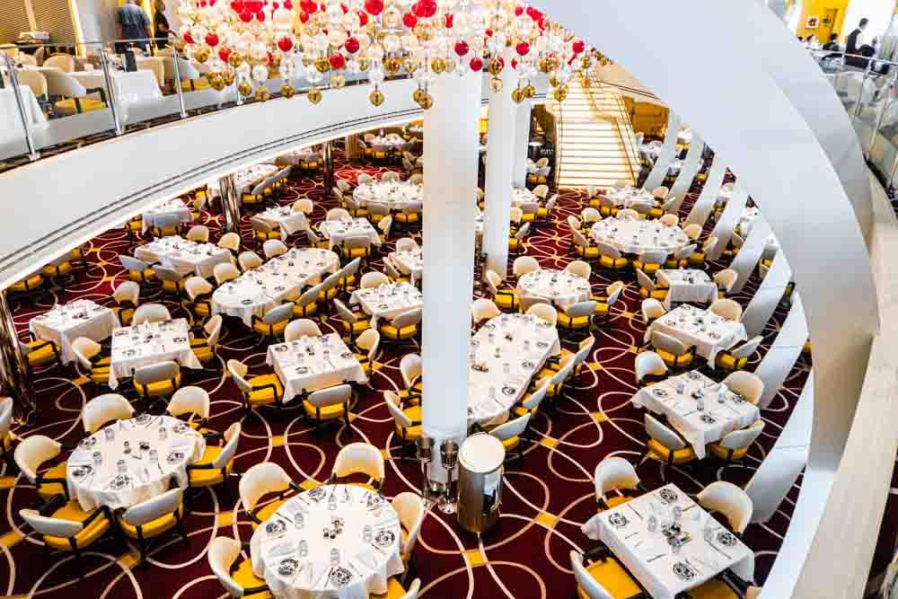 Nieuw Statendam Dining Room