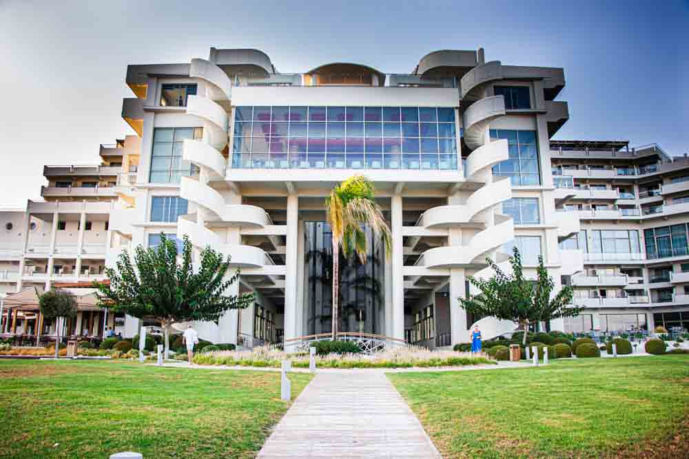 Elysium Resort in Rhodes