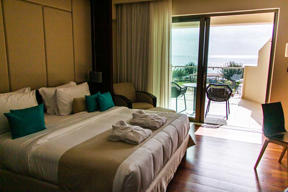 Suite at Elysium Resort in Rhodes