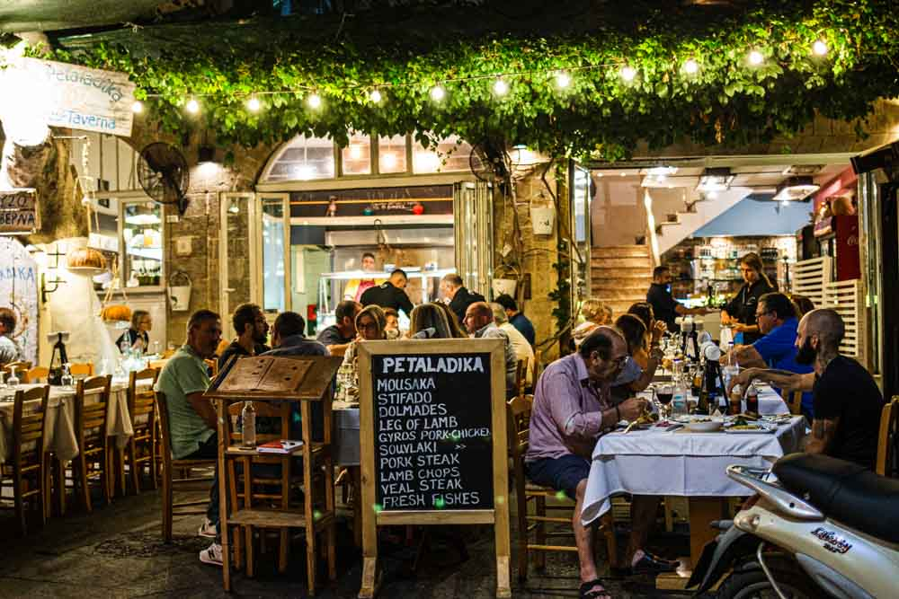 Rhodes Food Guide The Best Rhodes Restaurants 2foodtrippers