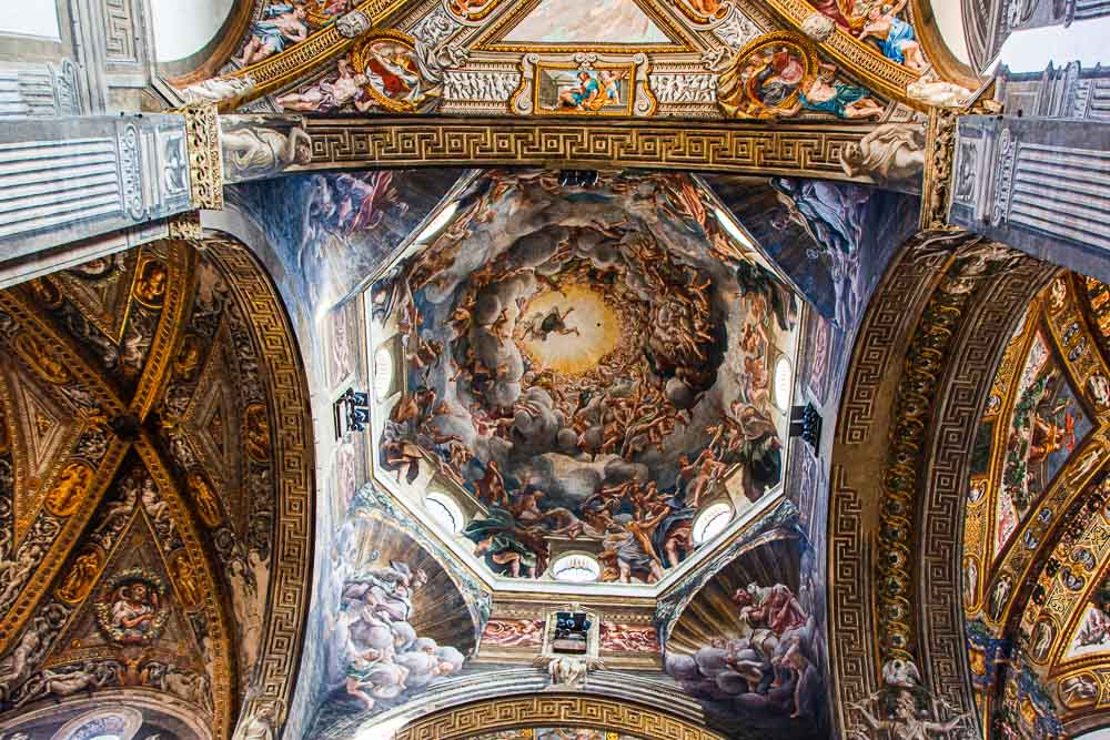Parma Cathedral Ceiling