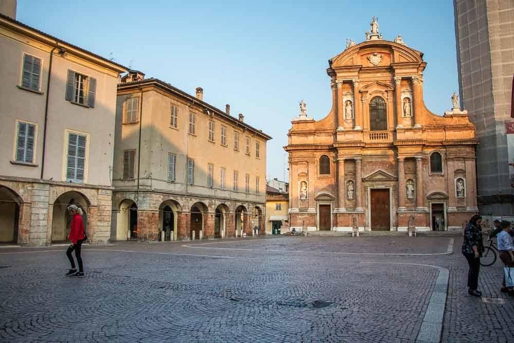 Reggio Emilia Square