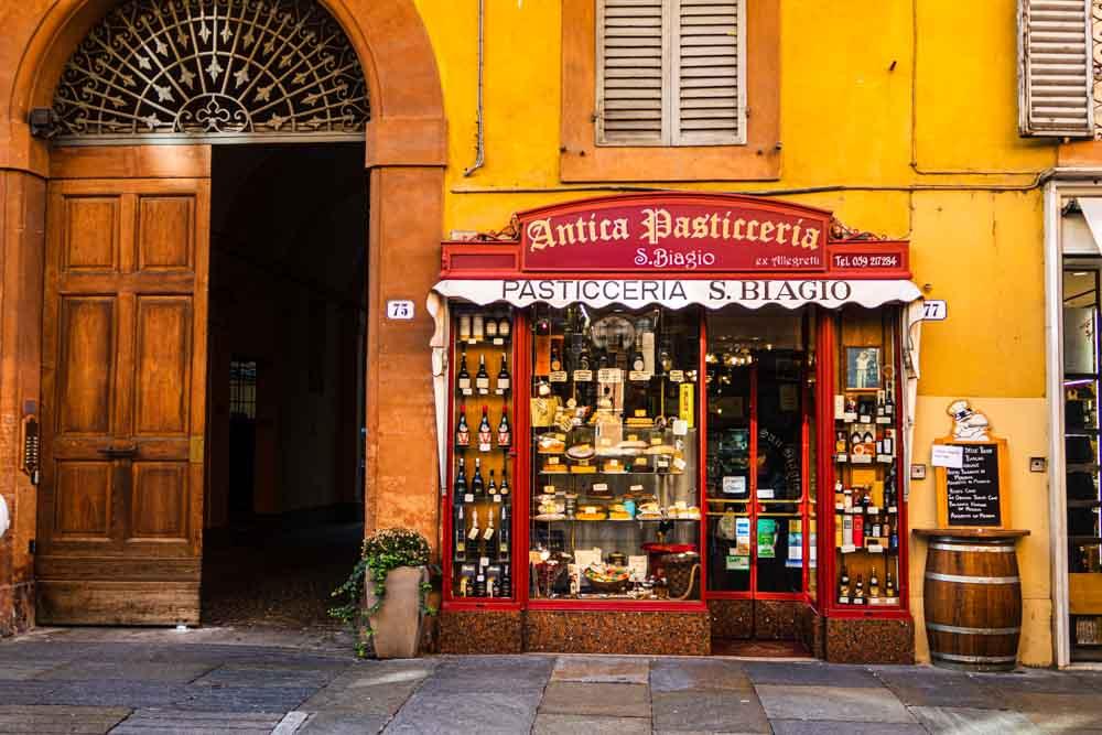 Antica Pasticceria San Biagio in Modena