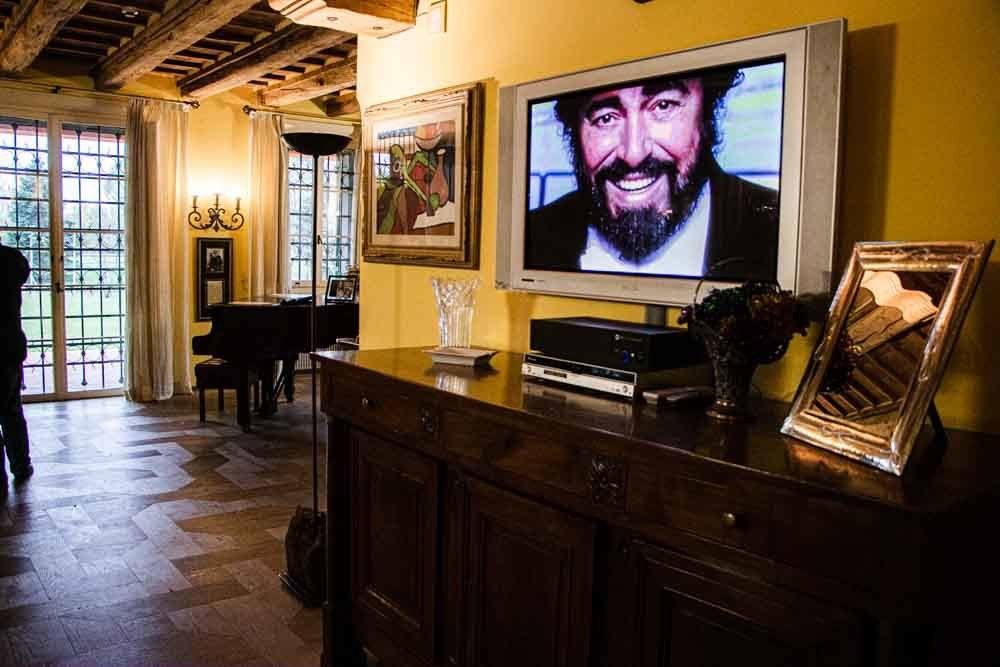 Casa Museo Luciano Pavarotti in Modena