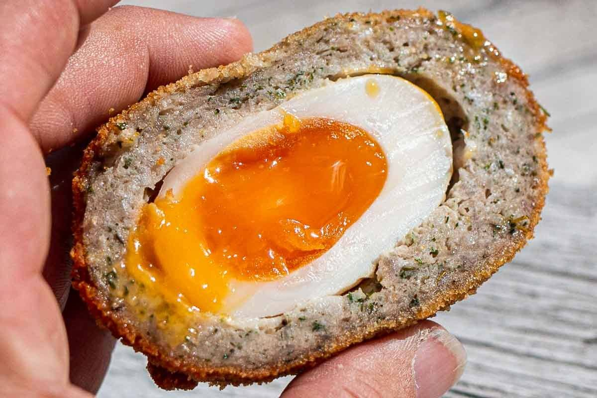 London Scotch Egg