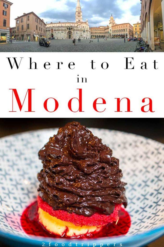 Modena Restaurants Pin 1