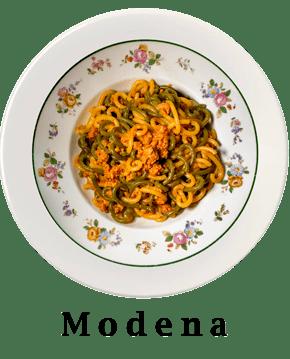 Modena Plate