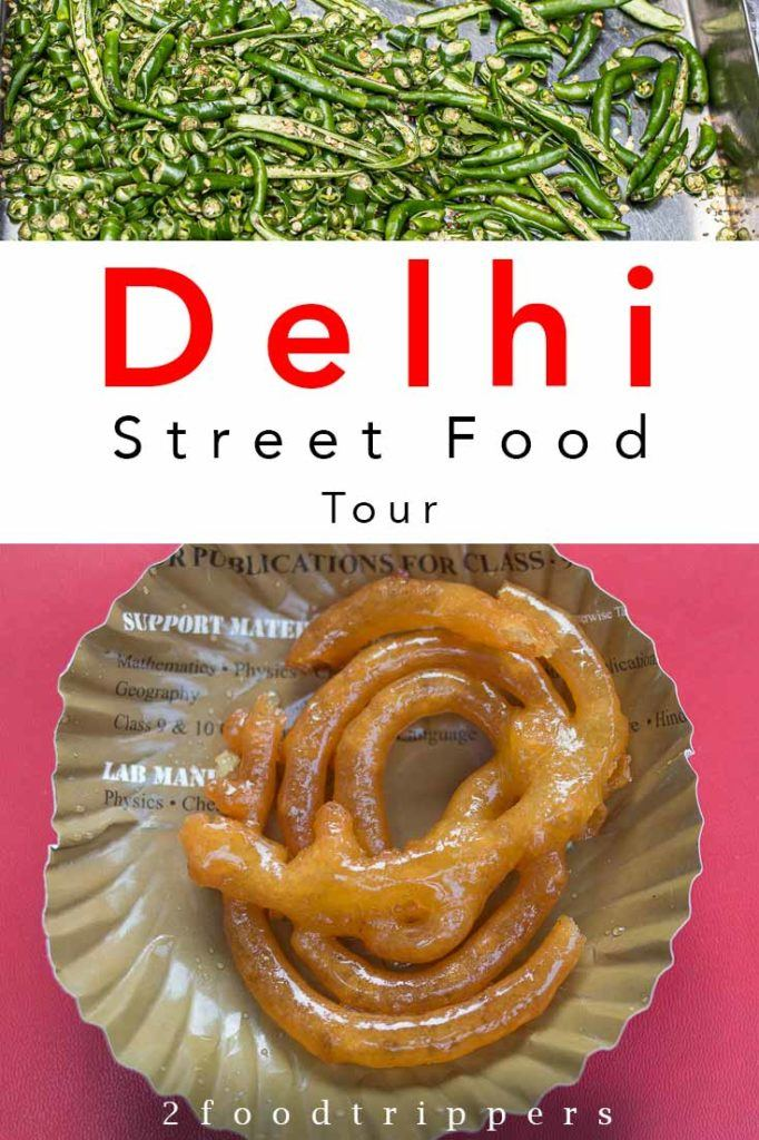 Old Delhi Food Tour Pin 2