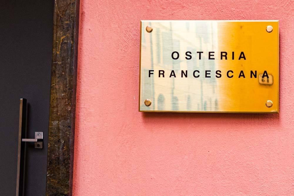 Osteria Francescana in Modena