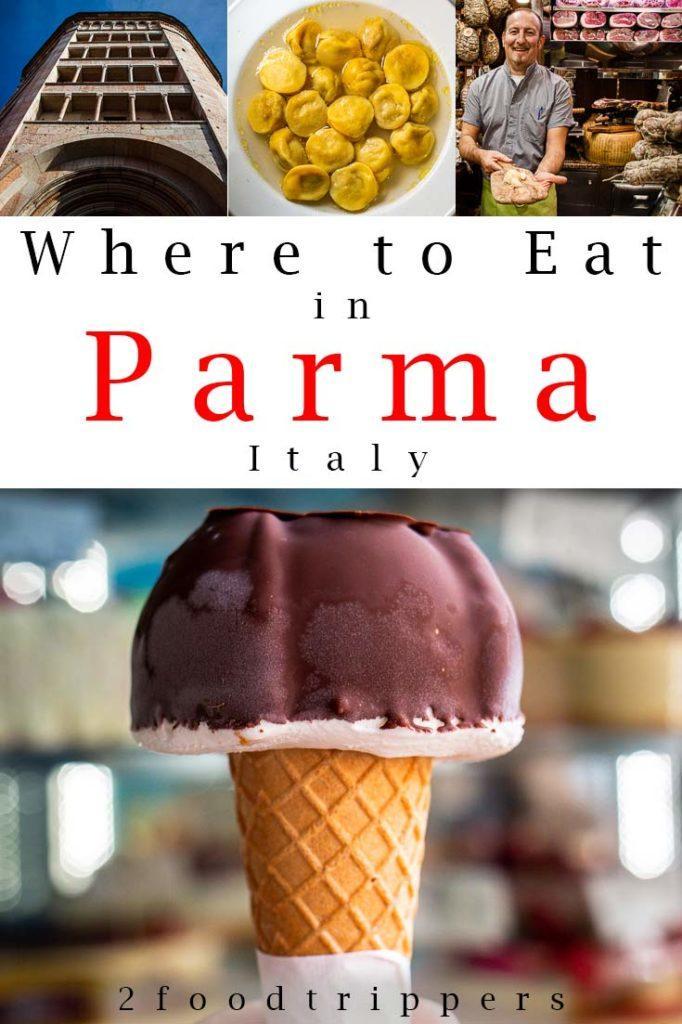 Parma Restaurants Pin 2