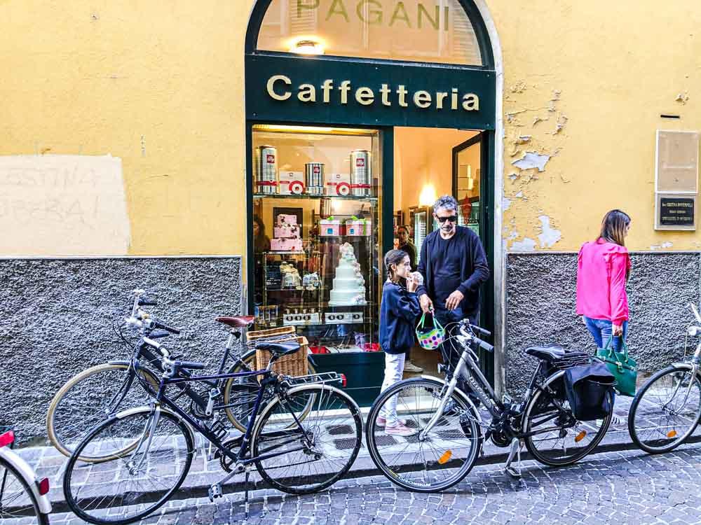 Parma Street Scene