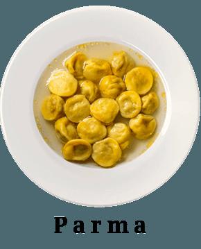 Parma Plate