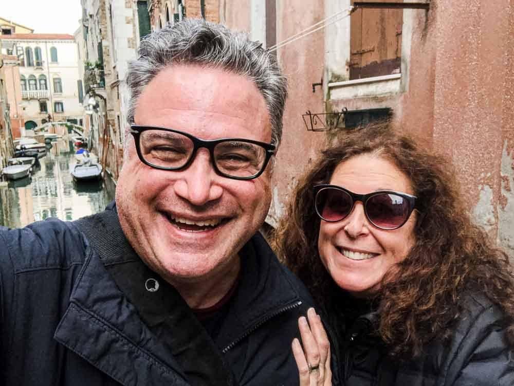 Venice Selfie