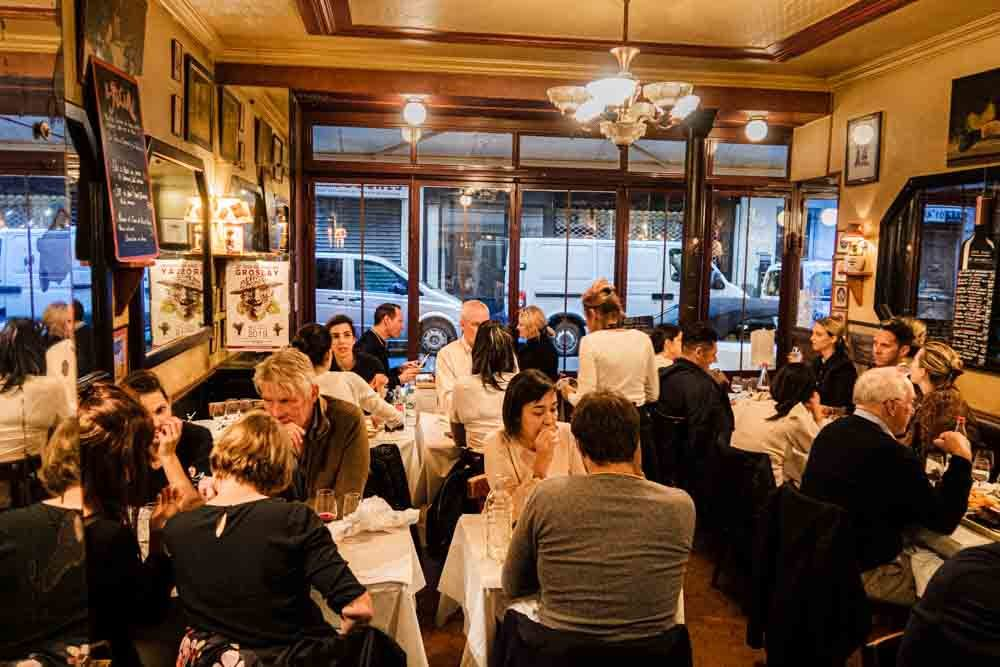 Bistrot Paul Bert in Paris