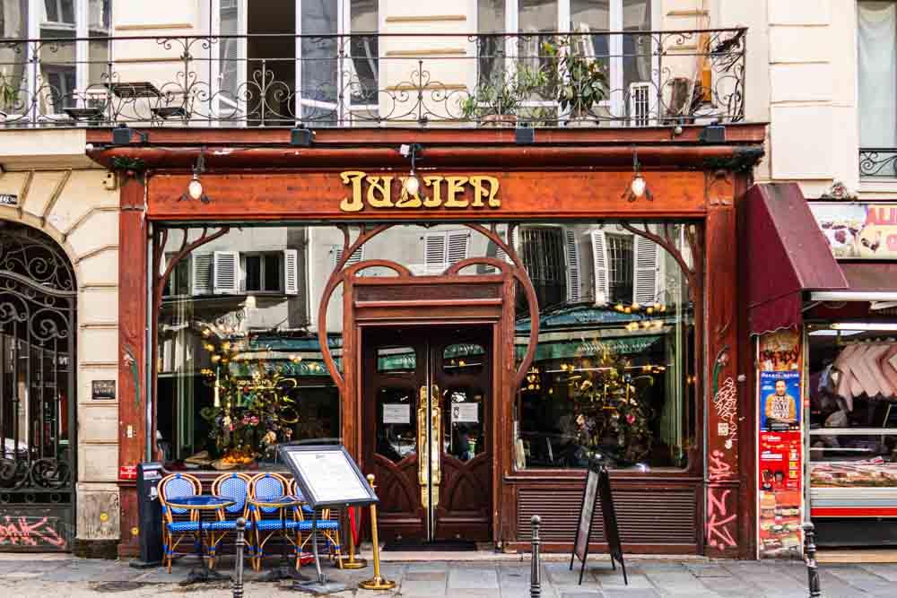 Bouillon Julien in Paris