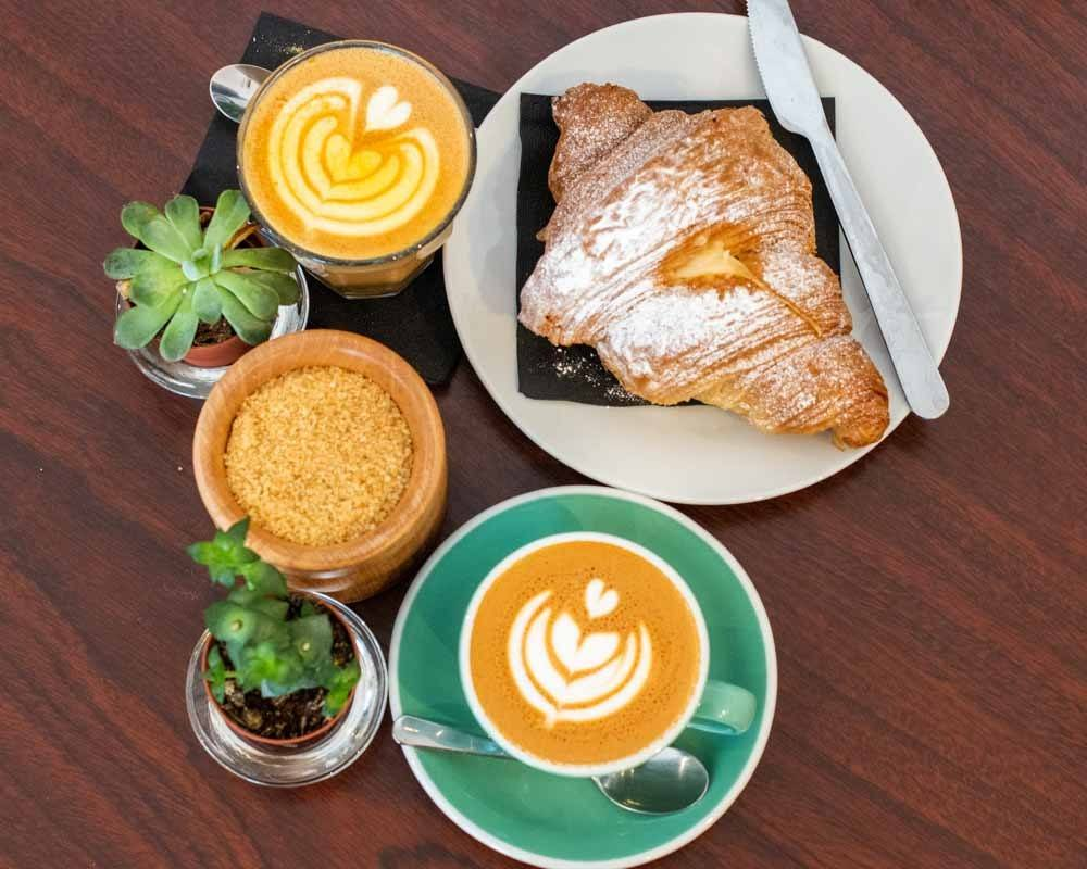 Breakfast at Proper Order in Dublin