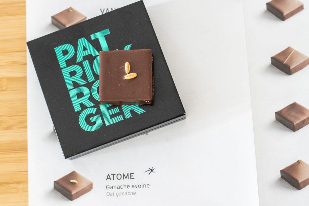Chocolate Box from Patrick Roger in Paris