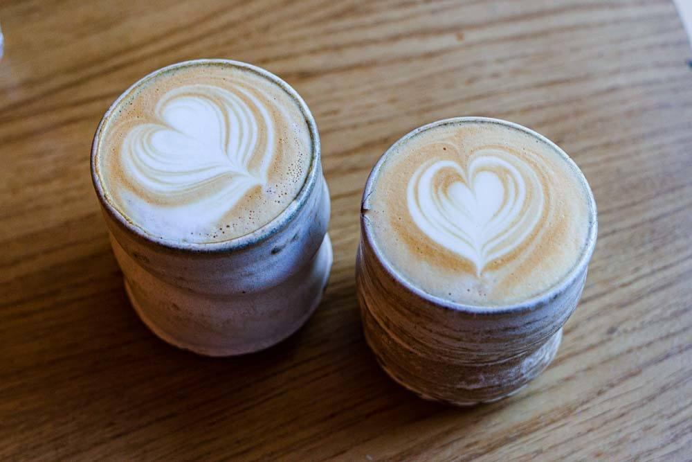 Coffee at Echo in Paris