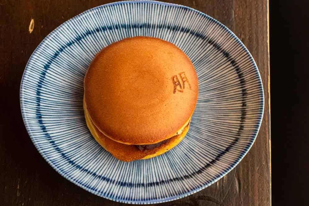 Dorayaki at Kodawari Ramen in Paris