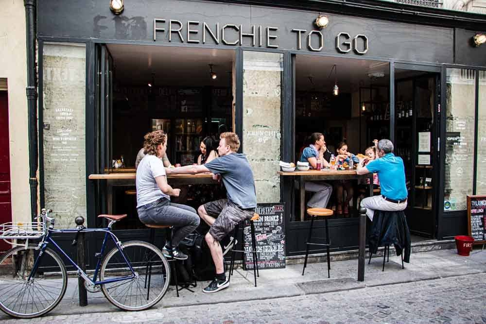 Frenchie to Go FTG in Paris