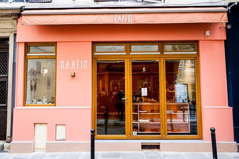 Maafim in Paris