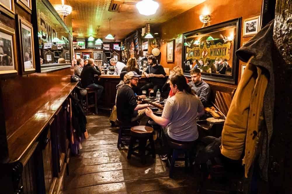 McNeills Pub in Dublin