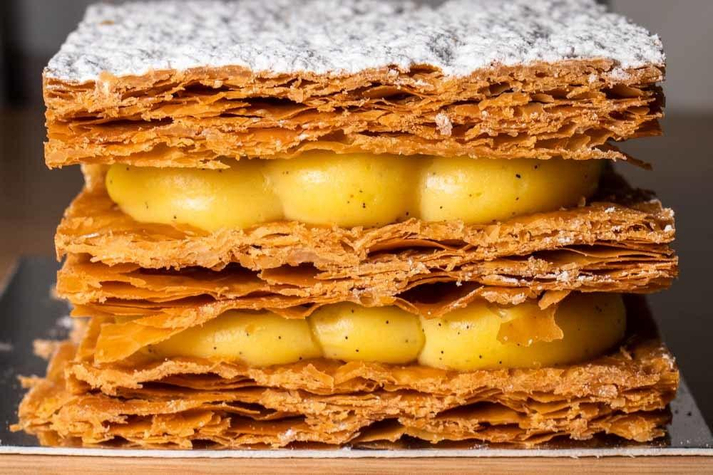 Millefeuilles Jacques Genin in Paris