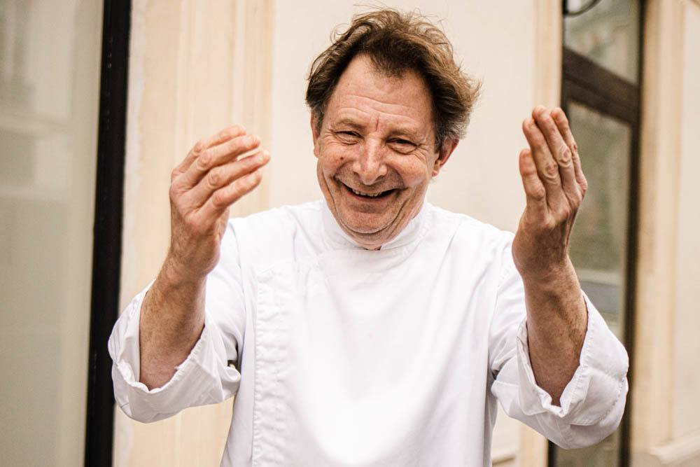 Pastry Chef Jacques Genin in Paris