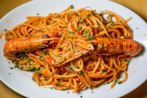 Spaghetti alla Busara at Trattoria Ca d Oro alla Vedova in Venice
