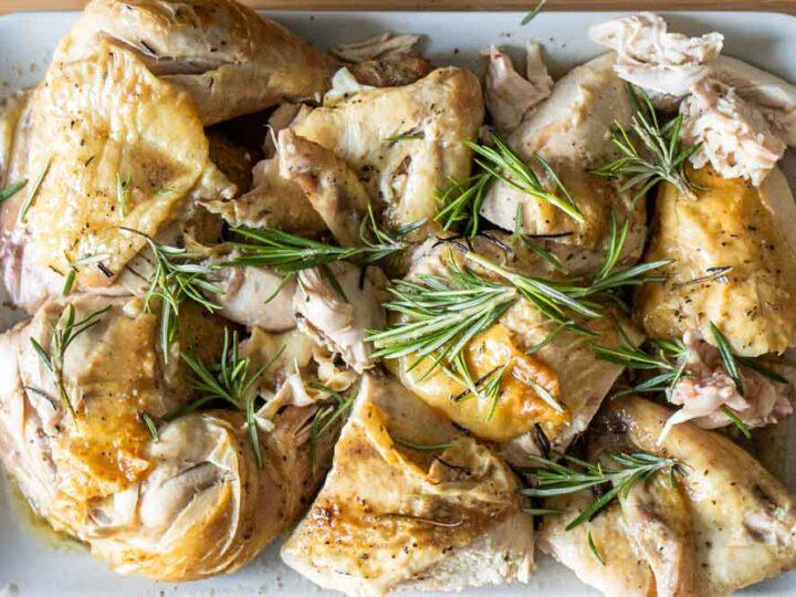 Simple Roast Chicken
