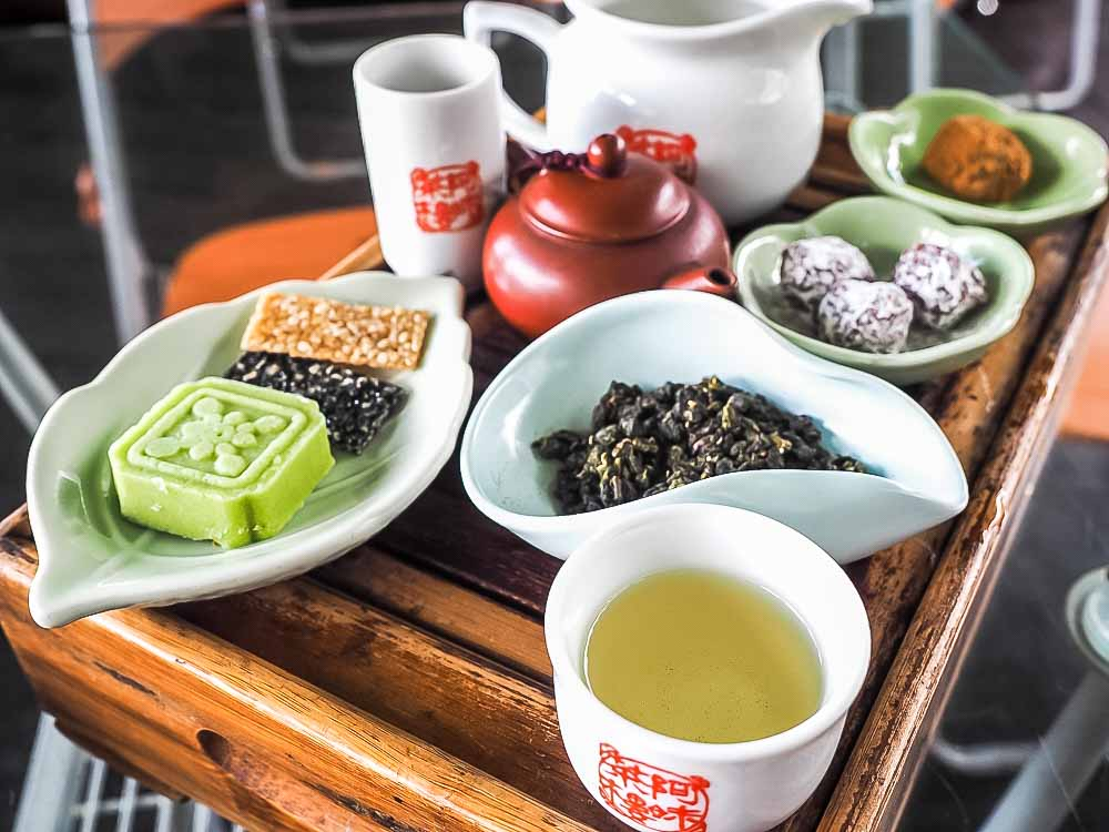 Taiwanese Tea in Taipei