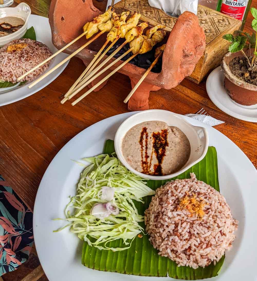 Traditional Bali Cuisine