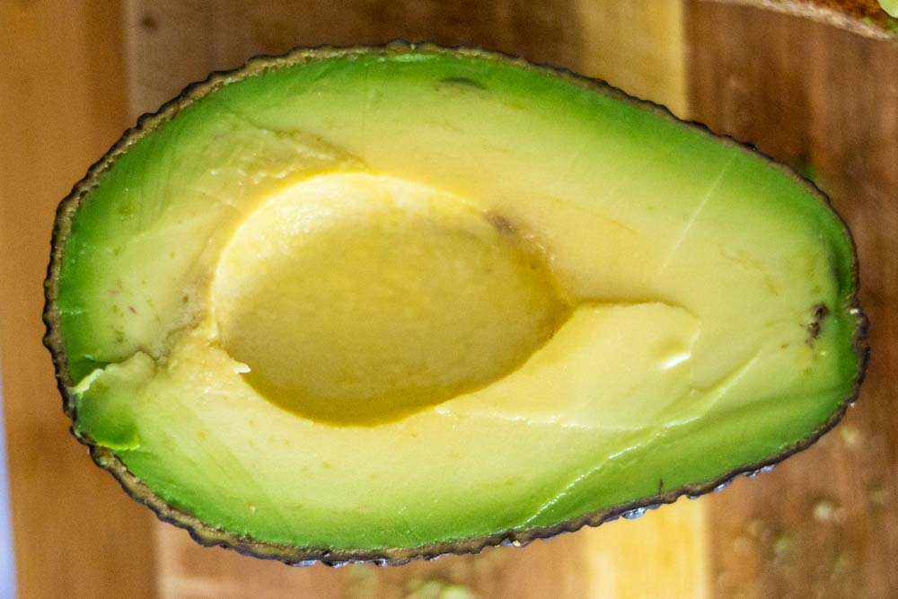 Avocado without Pit