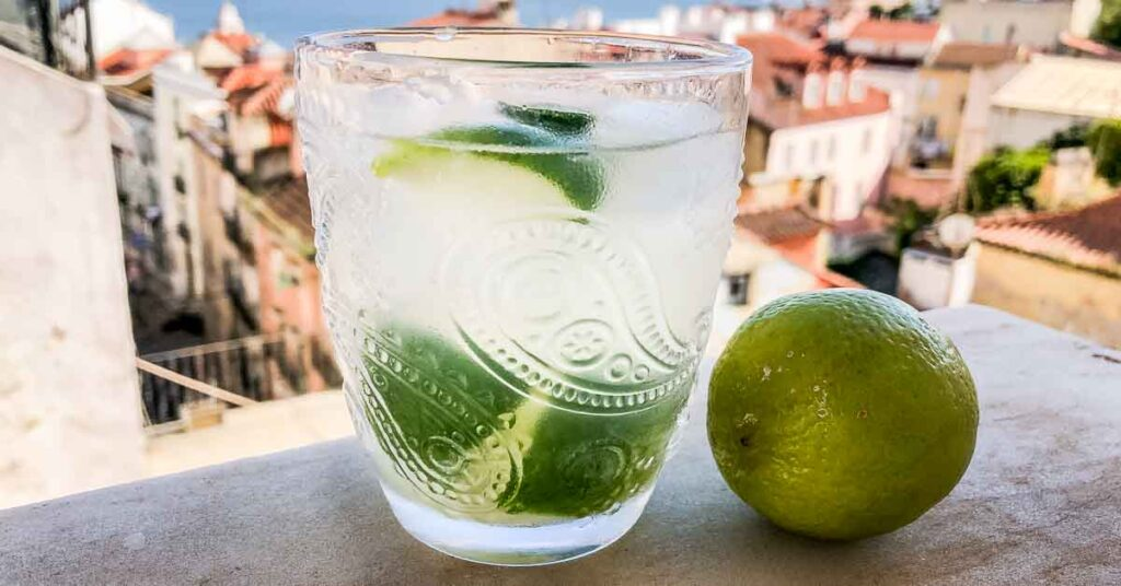 Caipirinha Cocktail Recipe - Social IMG