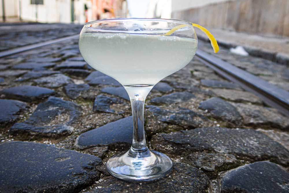 French 75 on the Street