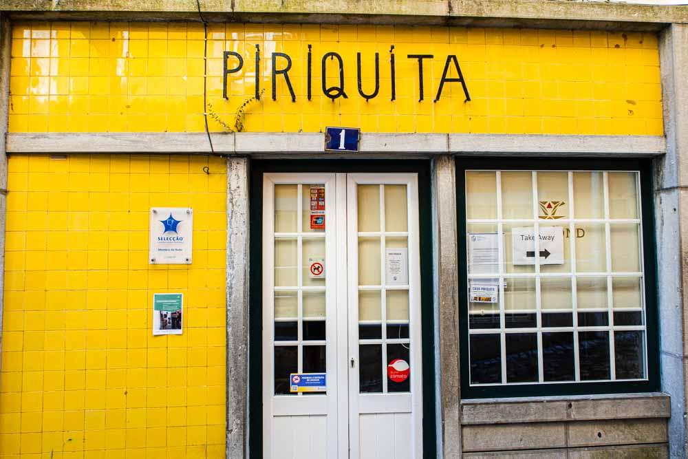 Casa Piriquita in Sintra
