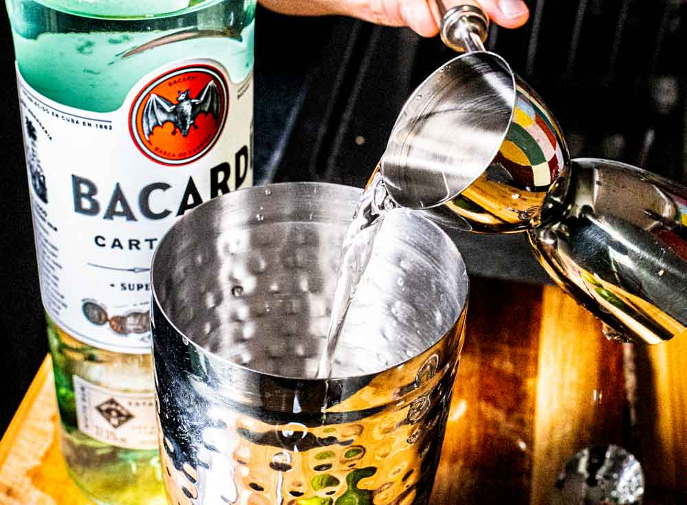 Classic Bacardi Daiquiri Recipe