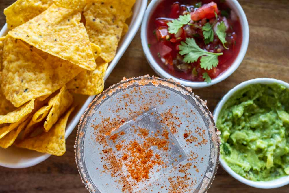 Spicy Margarita Recipe with a Cayenne Kick