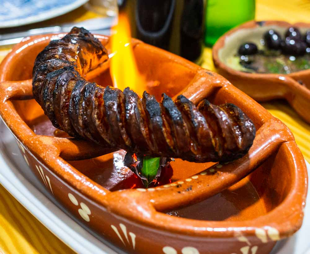 Chorico in Portugal