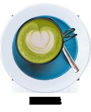 Paris Coffee Plate