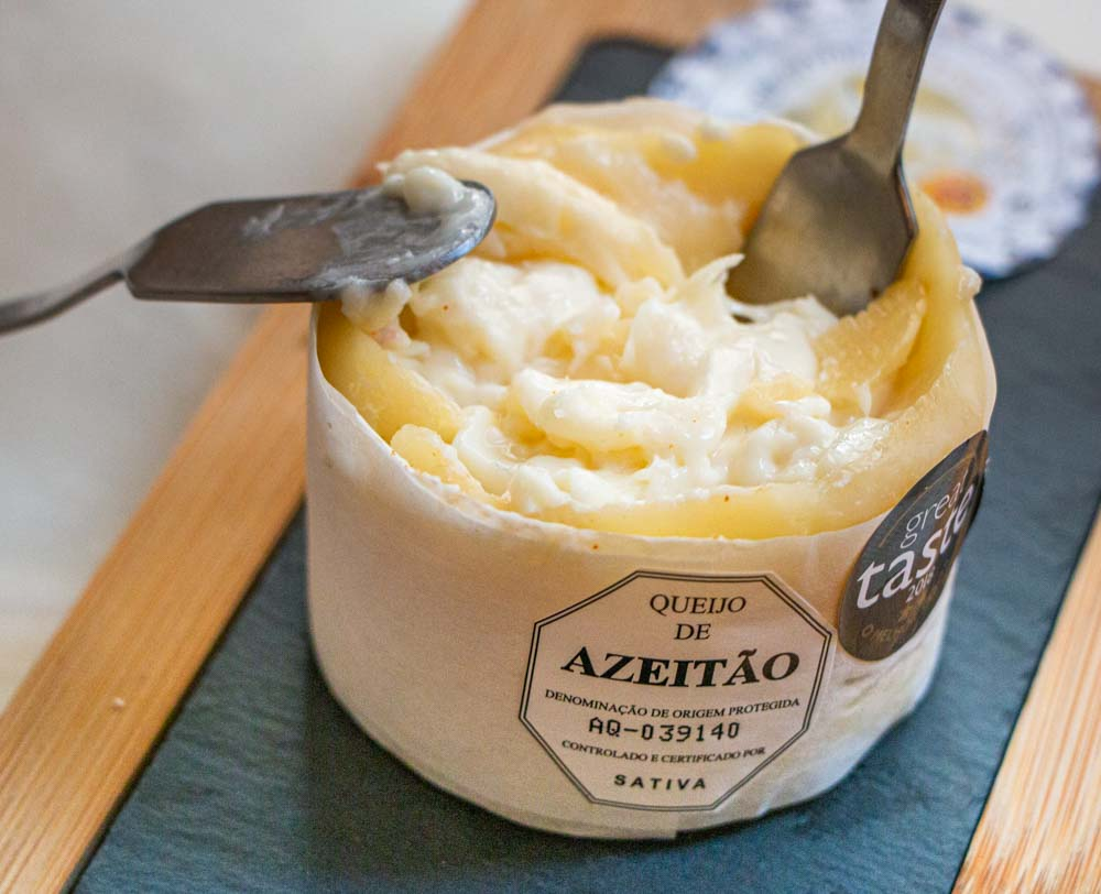 Queijo Cheese in Portugal