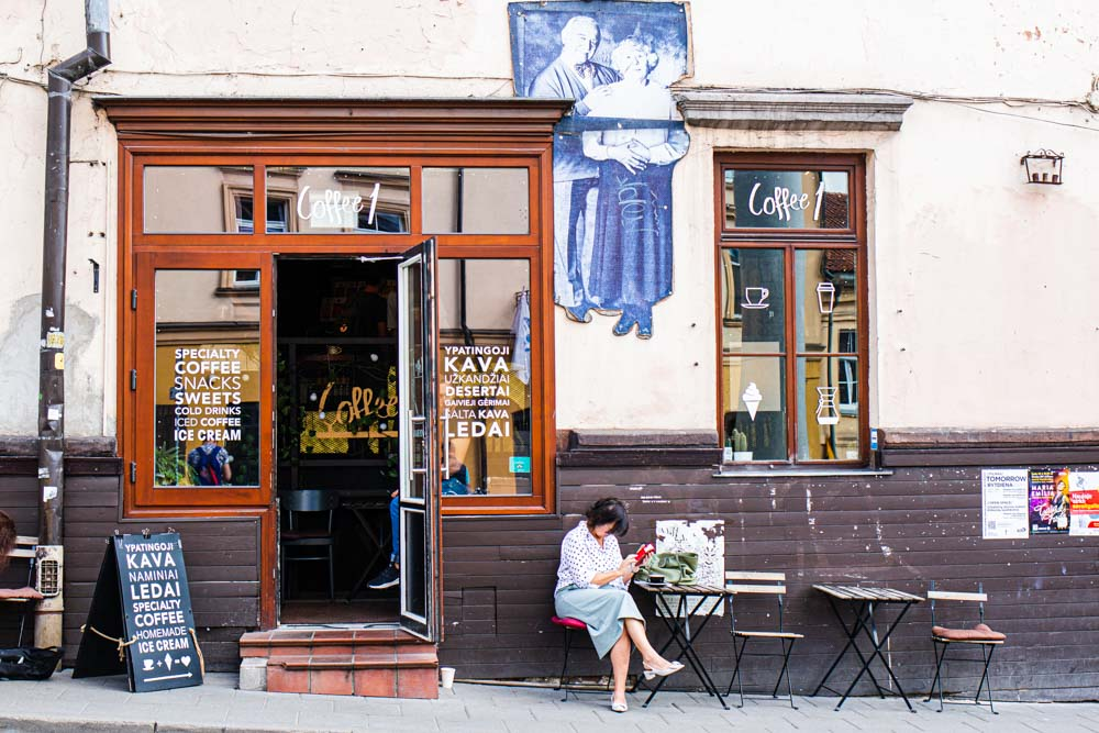 Coffee1 in Vilnius