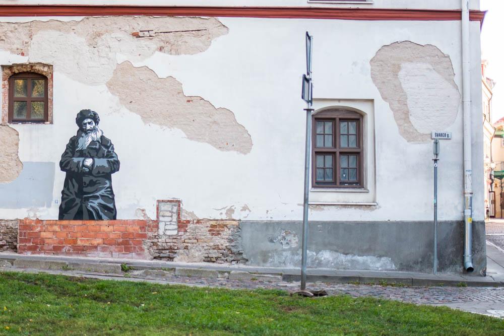 Street Art in Vilnius